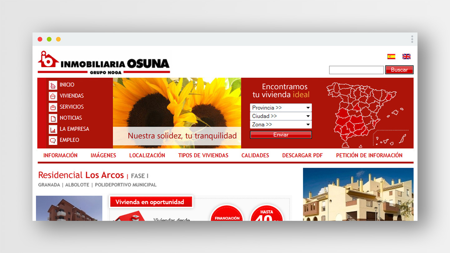 Digital production for a series of events in Granada teaching UX, design and social media.